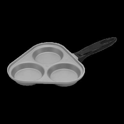 Сковорода-оладница порции 3шт