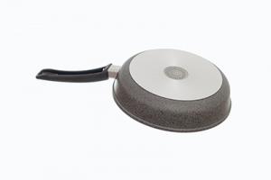 гранитным антипригарным покрытием диаметр 220мм